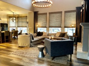 Forest Creek Living Room Makeover